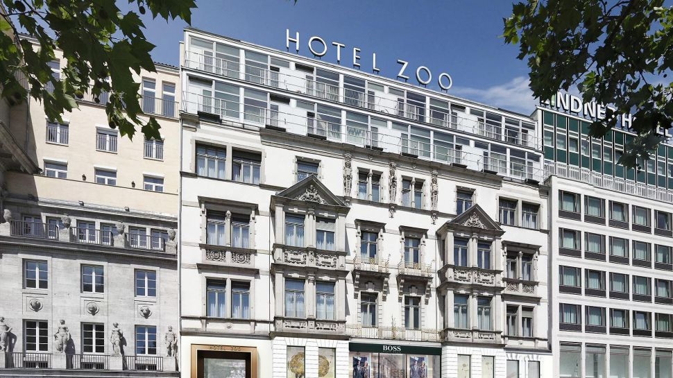 Hotel zoo berlin district magazine for Top 10 design hotels berlin
