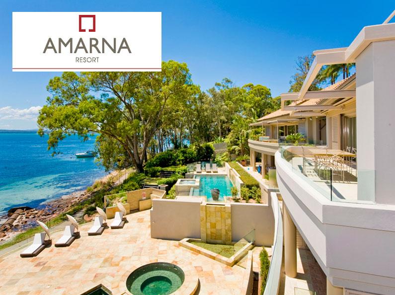 Amarna Resort District Magazine